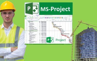 Curso Cronograma de Proyectos de Construccion con MS-Project